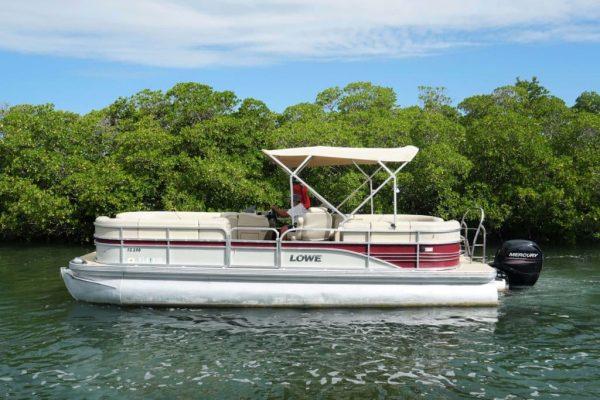 26-foot-pontoon-boat-rental-key-west-1024x801